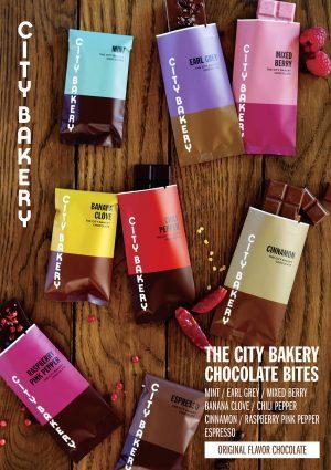 THE CITY BAKERY CHOCOLATE BITES