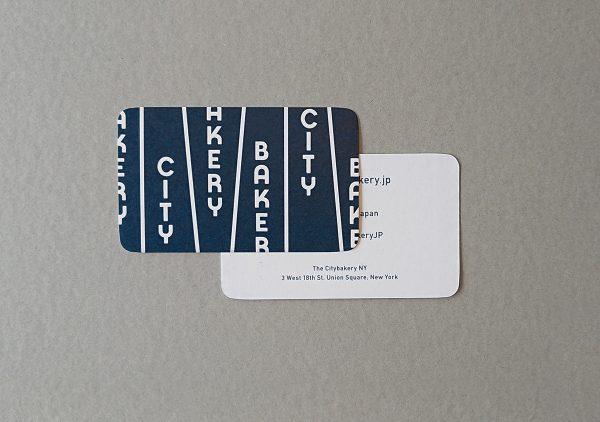THE CITYBAKERY SHOP CARD