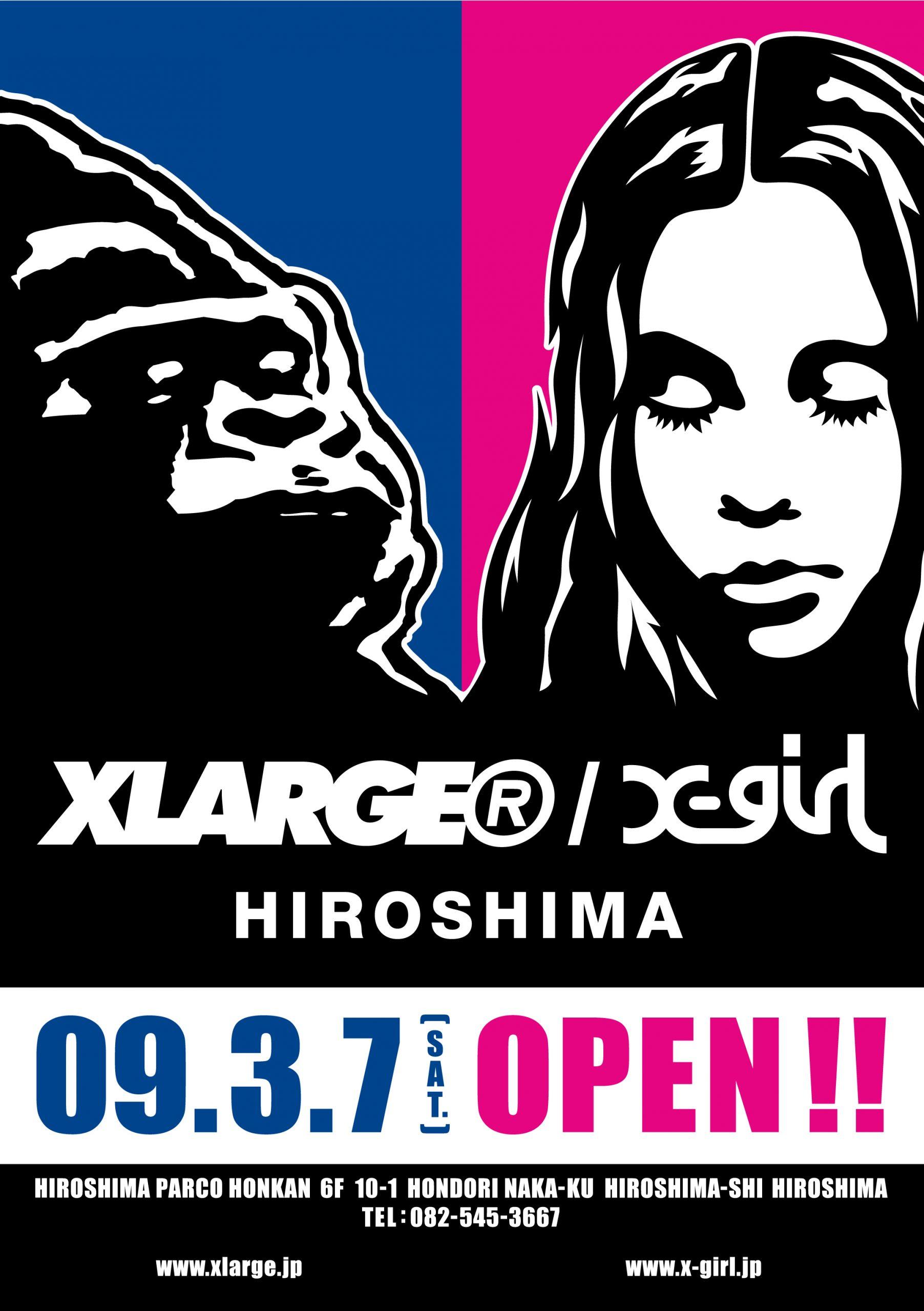 XLARGE® / X-girl