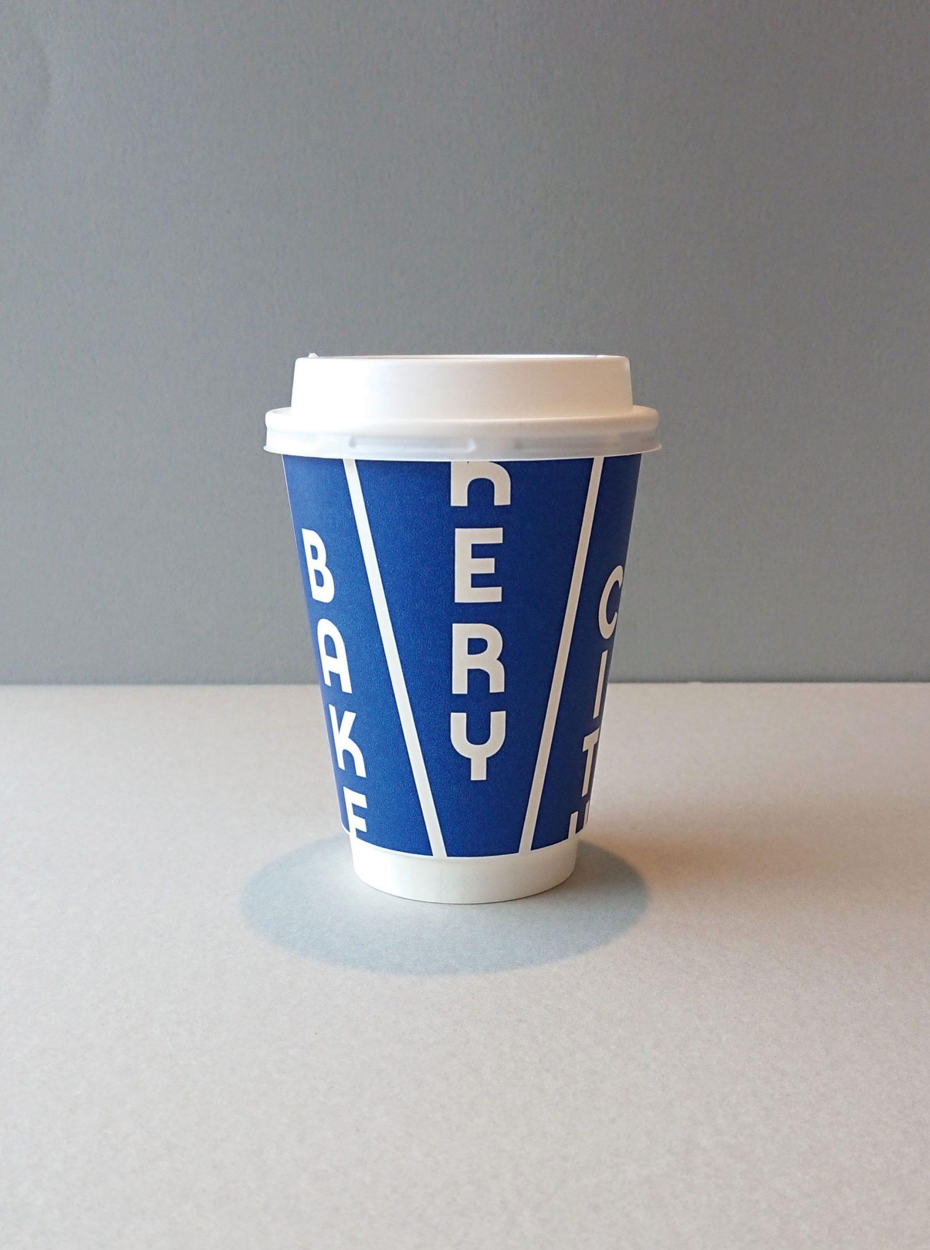 シティベーカリー 紙カップ